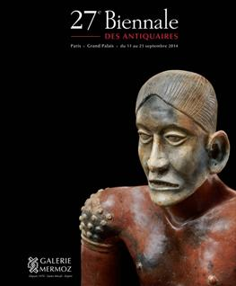 27th Biennale des Antiquaires | PARIS | From september 11th to 21st 2014 by Galerie Mermoz