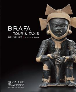 BRAFA Tour&Taxis Bruxelles | From January 25th to February 2nd 2014 by Galerie Mermoz