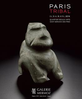 PARIS TRIBAL | From April 3rd to 6th 2014 by Galerie Mermoz