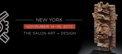 THE SALON ART + DESIGN 2013 by Galerie Mermoz