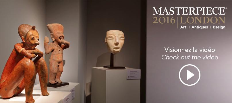 Masterpiece London 2016 - 30 June - 6 July  by Galerie Mermoz