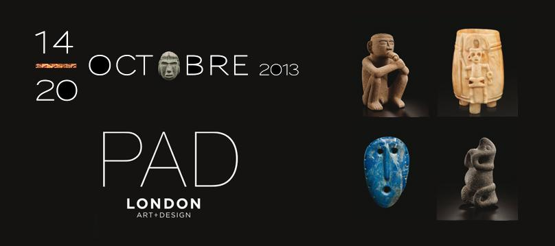 PAD LONDON 2013 - Pavilion of Art & Design  by Galerie Mermoz