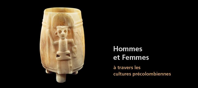 "Exhibition ""Men and women through pre-Columbian cultures"" by Galerie Mermoz"