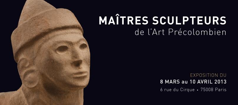 "Exhibition ""Pre-Columbian Master Sculptors"" by Galerie Mermoz"