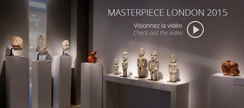 Masterpiece London 2015 by Galerie Mermoz