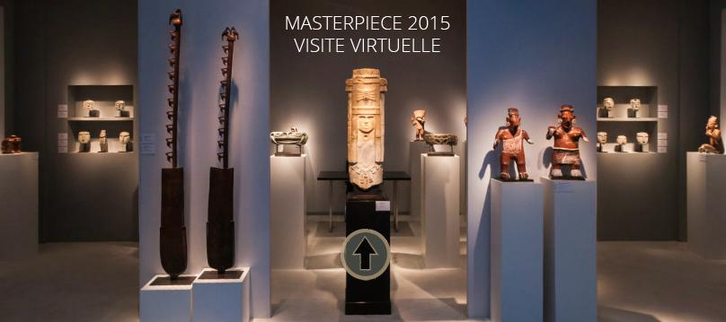 Virtual Tour MasterPiece 2015 by Galerie Mermoz